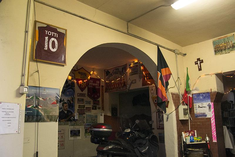 Rome Totti