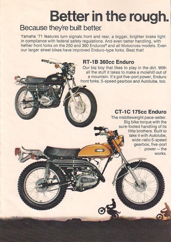 1971 Yamaha 2