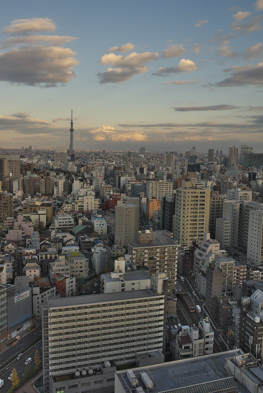 Tokyo Train Story 丸ノ内線 2015年12月25日