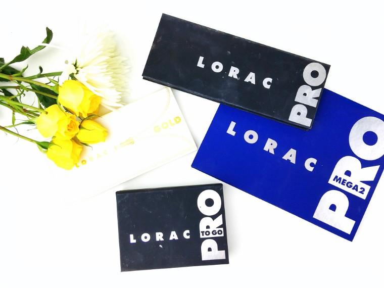 Lorac Mega Pro 2 Palette + Giveaway!