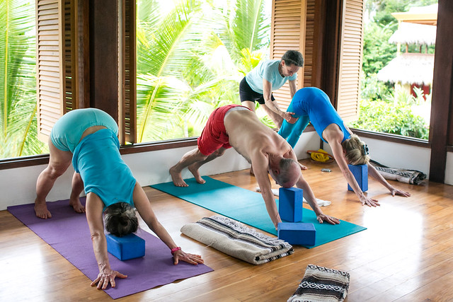 Blue Osa Yoga during your trip to Costa Rica