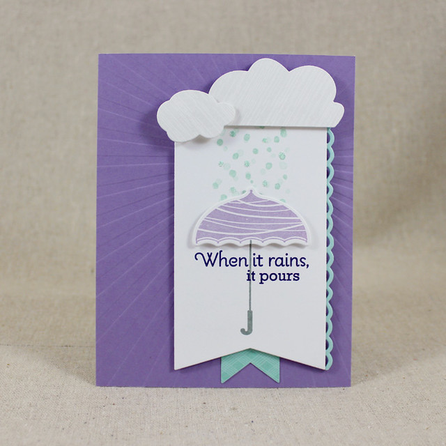 When It Rains Card