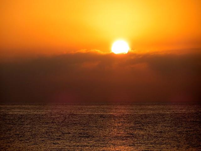 sunrise on thursday