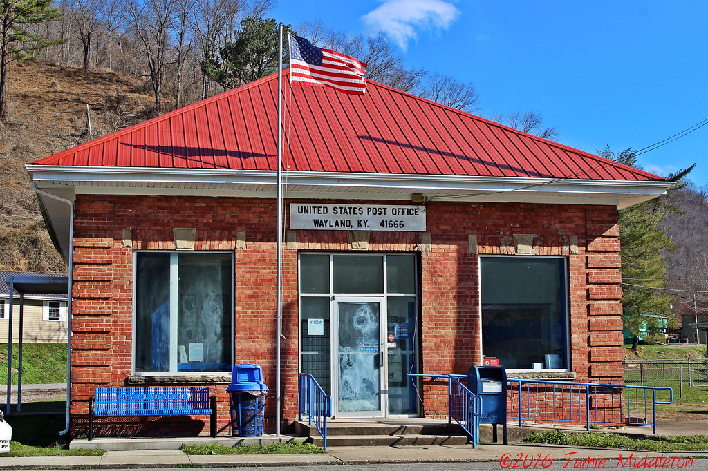 Post Office -- Wayland, KY