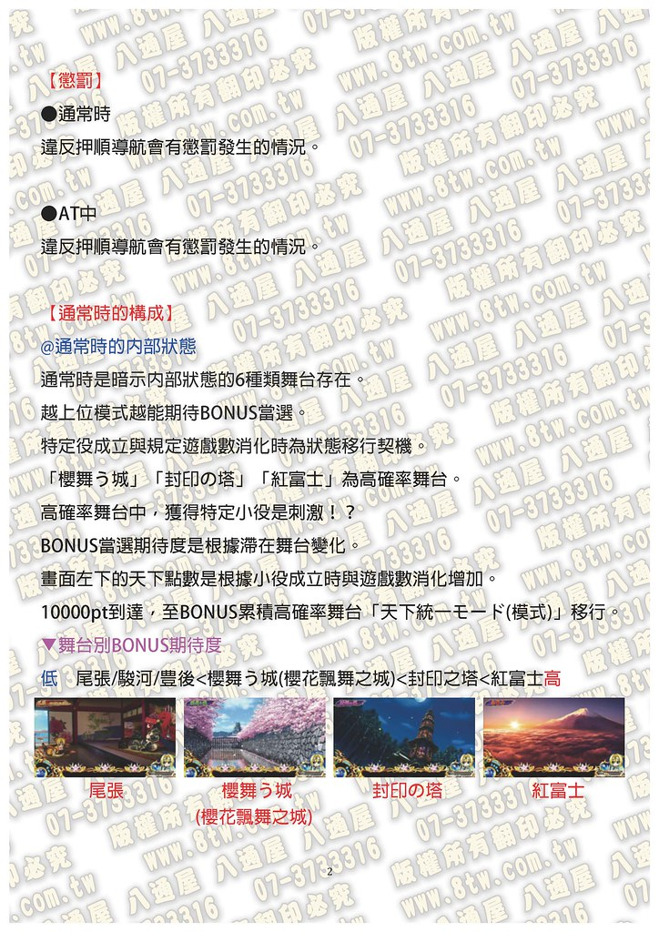 S0320戰國乙女2 在深淵閃耀的高尚將星 中文版攻略_Page_03