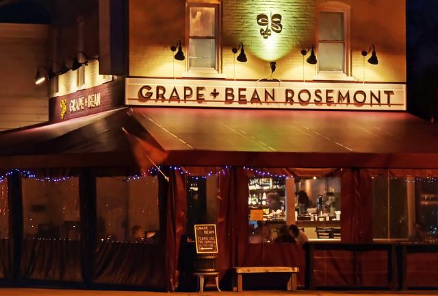 Grape and Bean