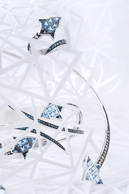 Eshvi Jewelry with Paper Cuts