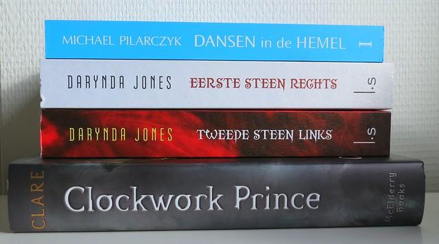 Haul boekenfestijn 2