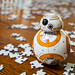 BB-8 Puzzle by Kevin Baird