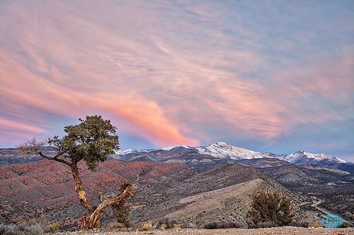 sunrise landscape lasvegas scenic springmountains lovellcanyon