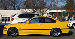 Yellow Bimmer