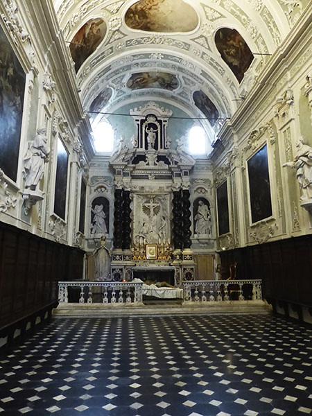 chapelle dei neri