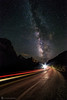 Milky Way in Zion Natl Park
