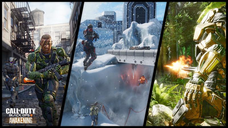 Call of Duty Black Ops 3: Awakening