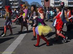 Mardi Gras Performers in Lafayette, Louisiana