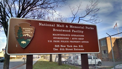National Park Service Brentwood Facility