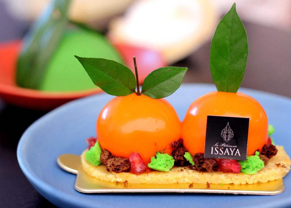曼谷餐后甜点:伊萨娅·拉帕蒂塞里Somjid咖啡馆