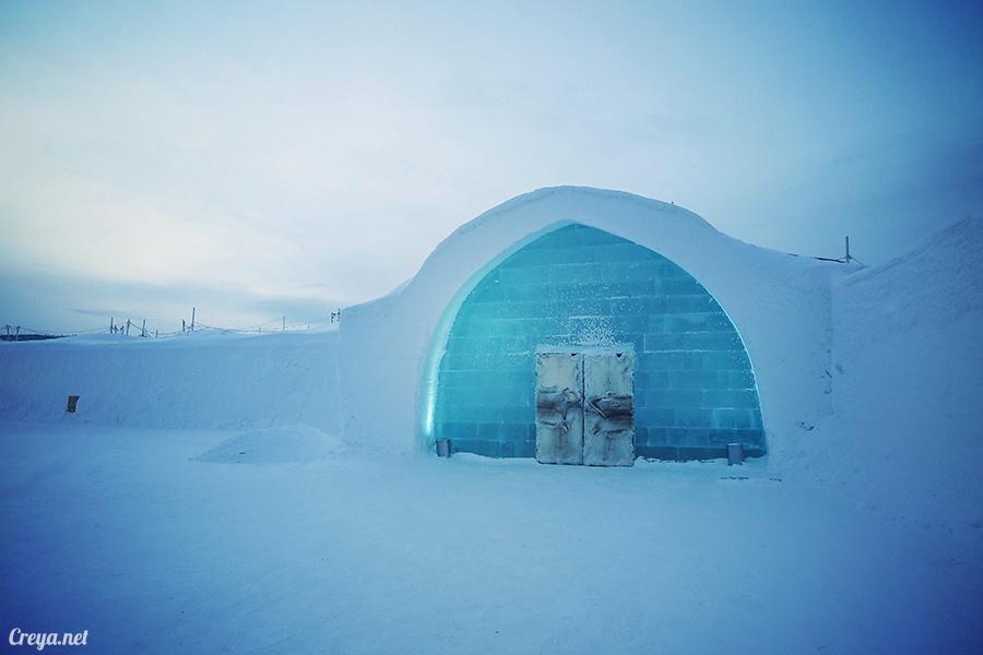 2016.02.25 ▐ 看我歐行腿 ▐ 美到搶著入冰宮,躺在用冰打造的瑞典北極圈 ICE HOTEL 裡 04.jpg