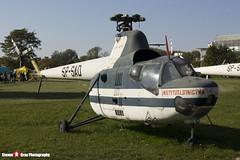 SP-SAD - S1-01003 - Institue of Aviation - PZL-Swidnik SM-1 Mil Mi-1 Hare - Polish Aviation Musuem - Krakow, Poland - 151010 - Steven Gray - IMG_0128