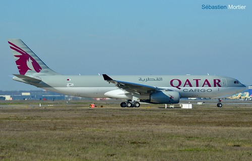 A.330-200.F QATAR AIRWAYS CARGO F-WWYL 1708 TO A7-AFJ 17 02 16 TLS