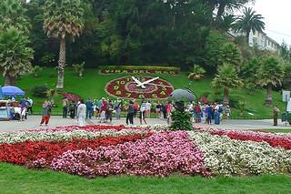 Vina del Mar - Flower clock