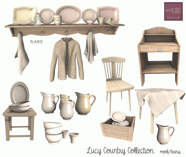 Serenity Style- Lucy Country Col.