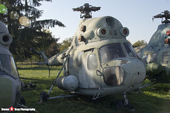 05 - ZD0105094 - Polish Air Force - Mil Mi-2 M2 Hoplite - Polish Aviation Musuem - Krakow, Poland - 151010 - Steven Gray - IMG_0520