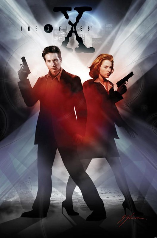 The X-Files - Comics - Cover 1