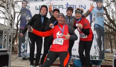 Winter Run: Paulík se málem nedostal do závodu, nakonec obhájil prvenství