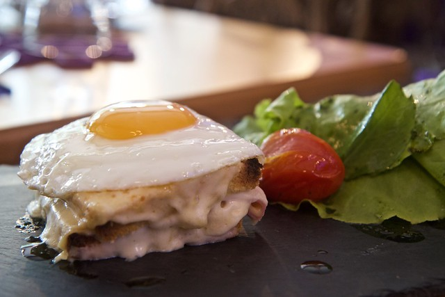 croque madame sweet cafe sp