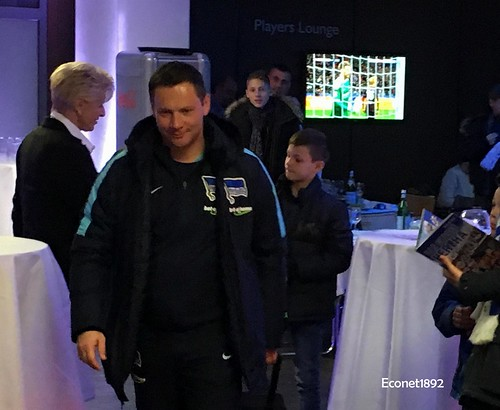 Pal Dardai After Beating Ingolstadt | by Econet1892