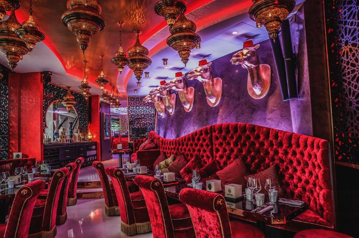 Le Baroush Restaurant Geneva (05)
