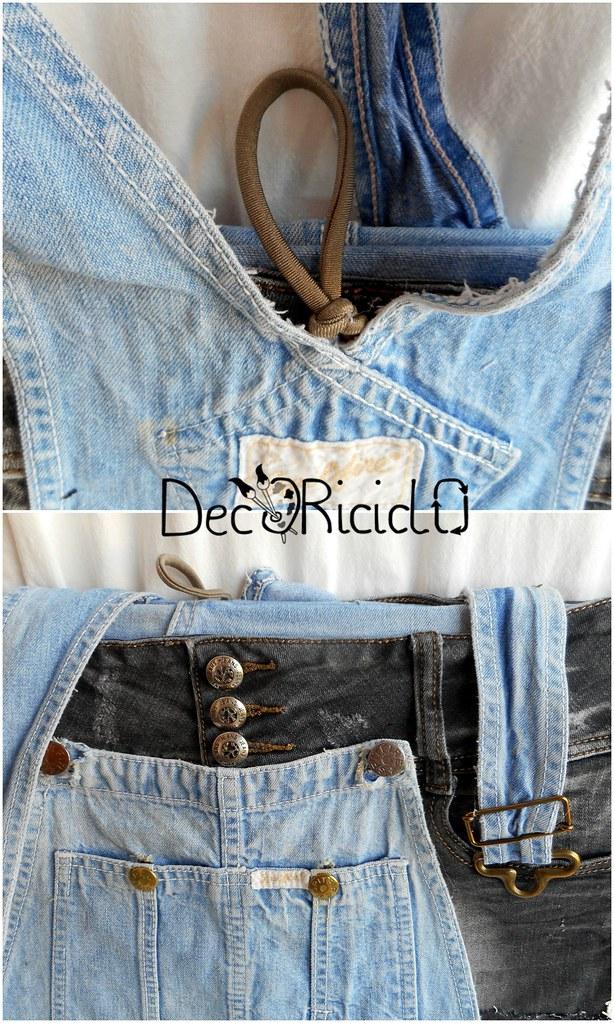 cartella porta-disegni cartone e jeans 4