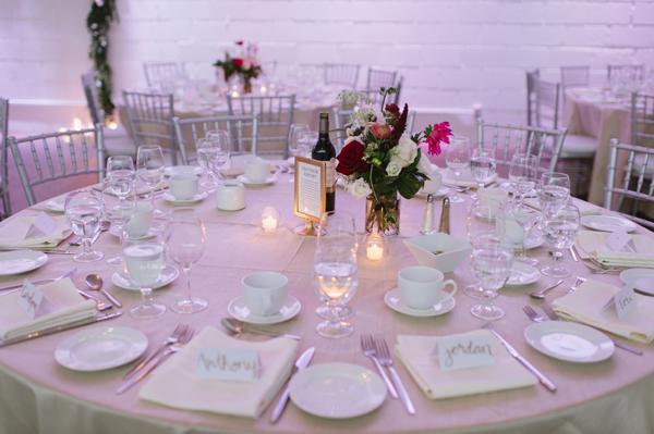 Celine Kim Photography AM Airship 37 distillery district romantic summer wedding-93