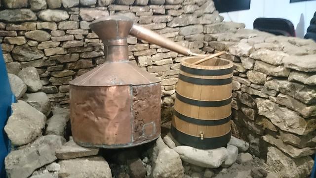 Artisan still, Glen Ord Distillery