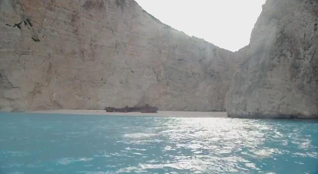 太陽的後裔希臘場景:Zakynthos扎金索斯島