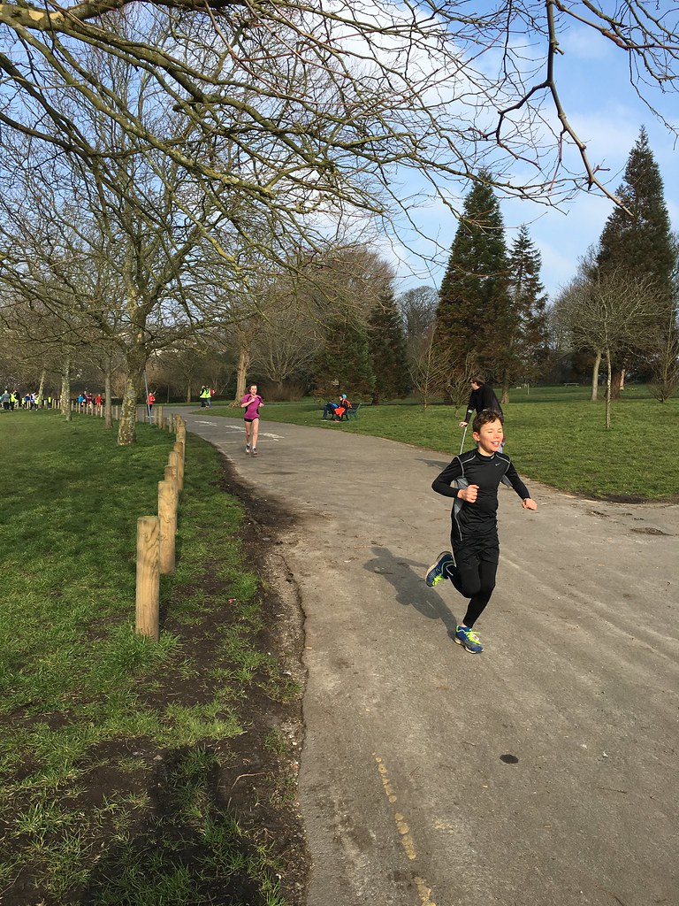 Preston Park junior parkrun #41