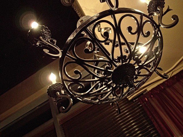 Old School Chandelier