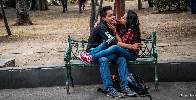 2016 - Mexico - Puebla - Crossed Legs
