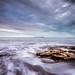 Cloudy Sunrise by Squareburn
