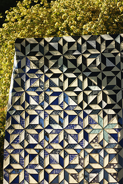 Still Point quilt top