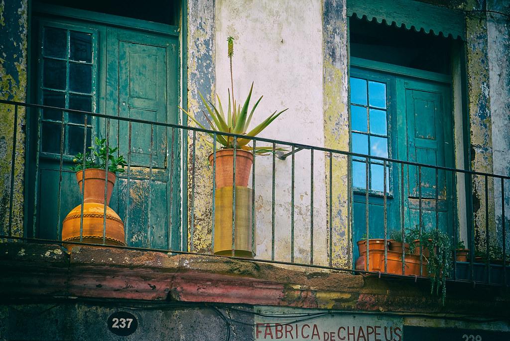 Funchal Door Decoration