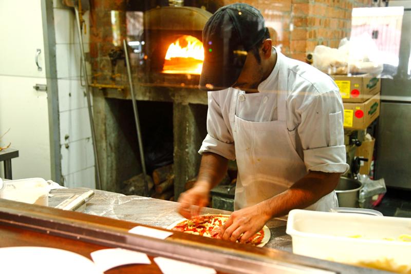 La Risata Open Kitchen Pizza