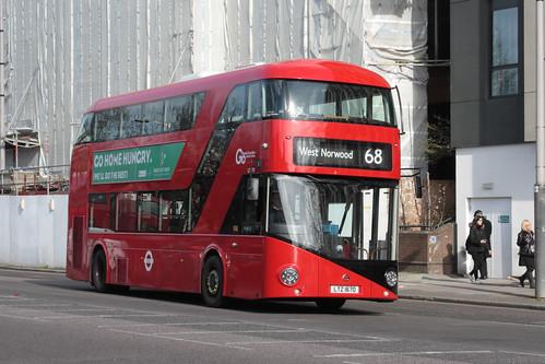 London Central LT670
