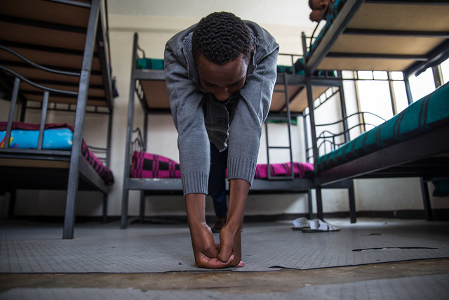 UNICEF- IOM partnership on assisted voluntary returning children from Ethiopia