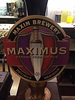Maxim, Maximus, England
