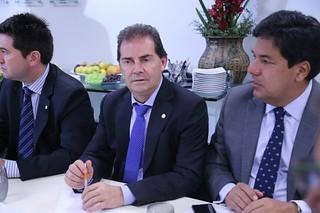 Reunião na liderança do PSC