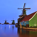 Zaanse Schans, the Netherlands by Alona Azaria