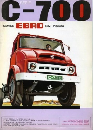 catàleg Ebro C 700