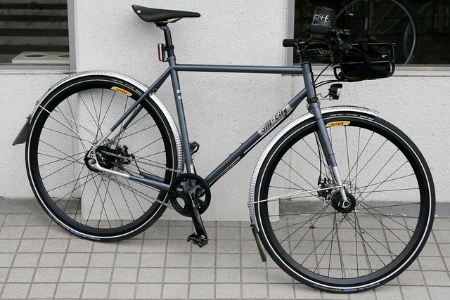 Allcitycycles NATURE BOY DISC 52